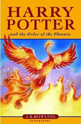 Harry Potter and the Order of the Phoenix: Family Four Pack