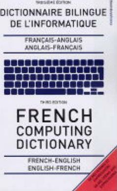 French Computing Dictionary