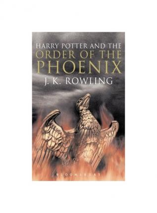 Harry Potter and the Order of the Phoenix: Adult Edition Cover Image