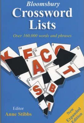 Bloomsbury Crossword Lists: Over 160,00 Words and Phrases