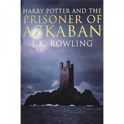 Harry Potter and the Prisoner of Azkaban: Adult Edition