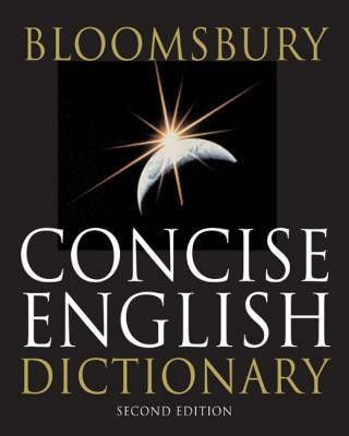 Bloomsbury Concise English Dictionary
