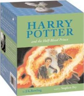 Harry Potter and the Half-Blood Prince: Classic Children's Audio CD Edition