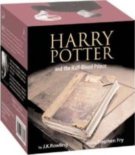 Harry Potter and the Half-Blood Prince: Unabridged