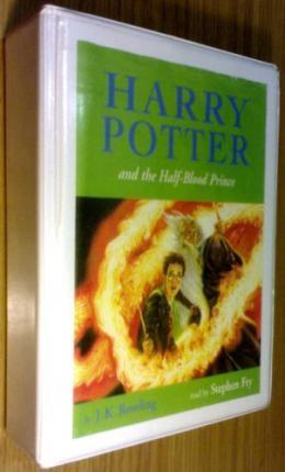 Harry Potter and the Half-Blood Prince: Tapes for Libraries