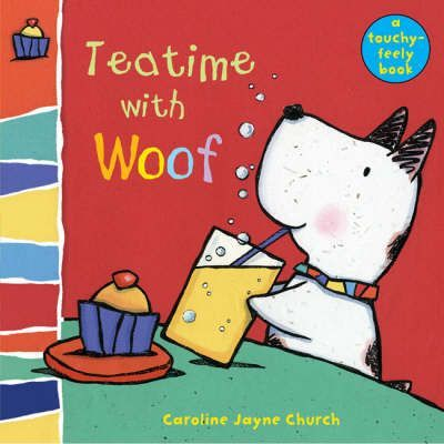 Teatime with Woof