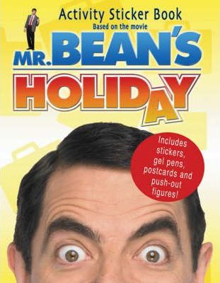 "The ""Mr Bean"" Activity Book"