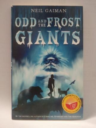 Odd and the Frost Giants World Book Day Book