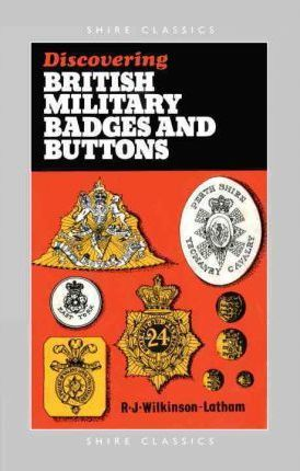 British Military Badges and Buttons