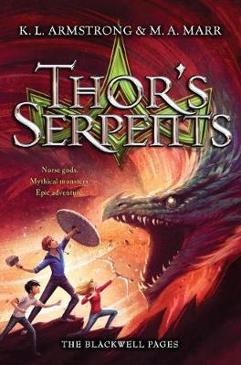 Blackwell Pages: Thor's Serpents