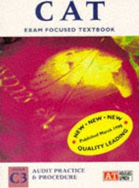 ACCA Accounting Technician Textbook: Auditing Practice and Procedure Level C3