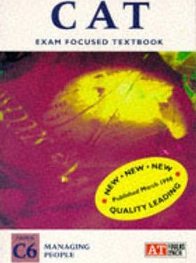 ACCA Accounting Technician Textbook: Managing People Level C6
