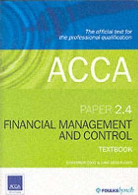 ACCA Official Textbook: Paper 2.4