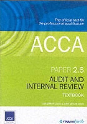 ACCA Official Textbook: Paper 2.6