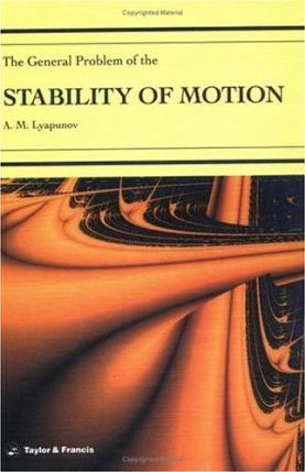 The General Problem of the Stability of Motion