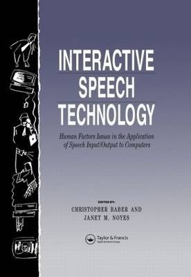 Interactive Speech Technology