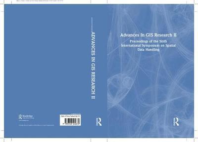 Advances in GIS Research