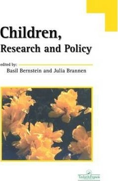 Children, Research And Policy
