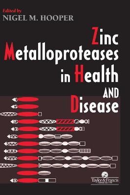 Zinc Metalloproteases In Health And Disease