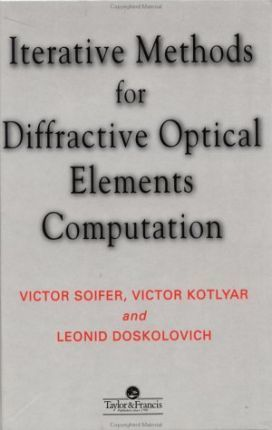 Iteractive Methods For Diffractive Optical Elements Computation