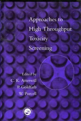 Approaches to High Throughput Toxicity Screening