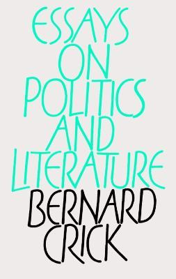 Essays on Politics and Literature