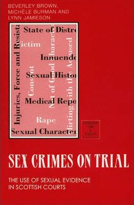 Sex Crimes on Trial