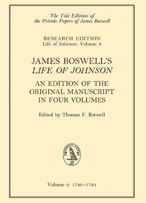 James Boswell's 'Life of Johnson'