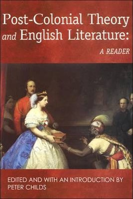 Post-colonial Theory and English Literature
