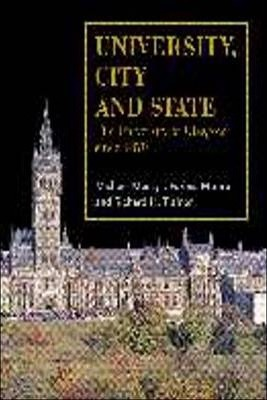 University, City and State