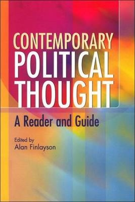 Contemporary Political Thought