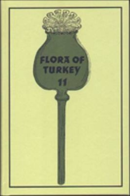 Flora of Turkey and the East Aegean Islands: Vol. 11, Suppl.2