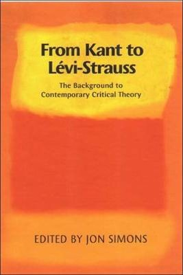 From Kant to Levi-Strauss