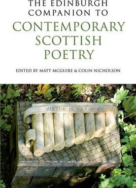 The Edinburgh Companion to Contemporary Scottish Poetry