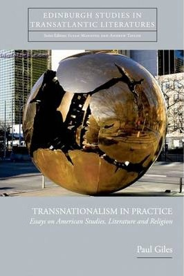 Transnationalism in Practice  Essays on American Studies, Literature and Religion