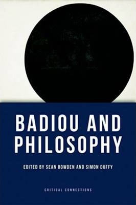 Badiou and Philosophy Cover Image