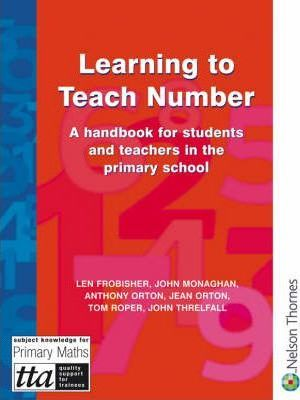 Learning to Teach Number
