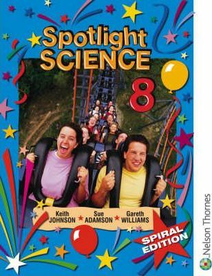 Spotlight Science Spiral Student's Book Year 8