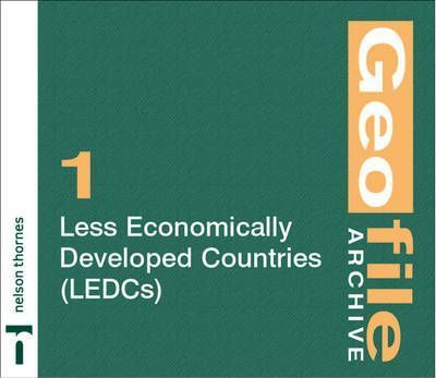Geofile Archive: Less Economically Developed Countries (LEDCs) CD-ROM 1