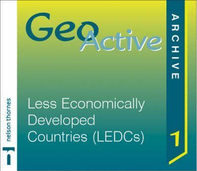 Geoactive Archive CD-ROM 1 - Less Economically Developed Countries (LEDCs)