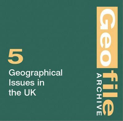 GeoFile Archive: Geographical Issues in the UK CD5