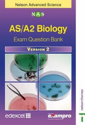 AS/A2 Biology: Exam Question Bank (Exampro) Version 2