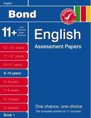 Bond Third Papers in English 9-10 Years