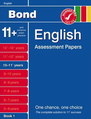 Bond Fourth Papers in English 10-11+ Years