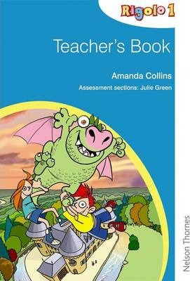 Rigolo: CD-ROM and Teacher's Book Set Stage 1