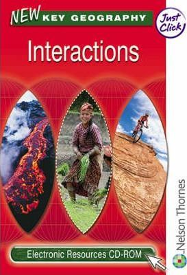 New Key Geography: Interactions: Just Click CD-ROM