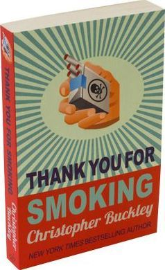 Thank You For Smoking Cover Image
