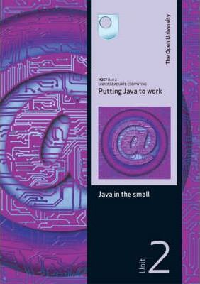 Java in the Small: Unit 2