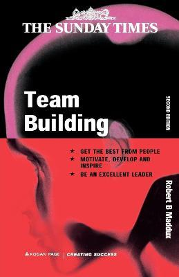 how to build a cohesive team that performs well