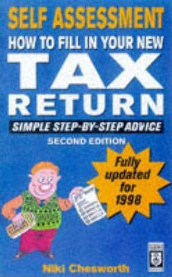SELF ASSESSMENT: YOUR TAX RETURN